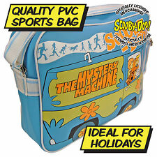 Scooby Doo Deportes Bolso-Mystery Machine Camper Van Hippy Bus Vw