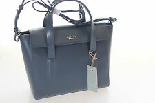 Radley Elgin Avenue Medium Multiway Blue Leather Shoulder Bag BNWT RRP £189.00
