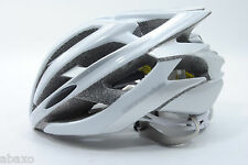 Cannondale Teramo Bicycle Helmet 58-62cm Large/X-Large, Silver/White