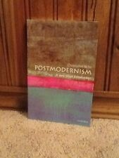 Postmodernism: A Very Short Introduction by Christopher Butler (2003, Paperback)