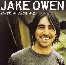SEALED NEW  ~  Jake Owen : Startin' with Me  (CD, 2006, Arista)