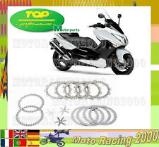 PER YAMAHA TMAX 4B5 ABS 500 2009 09 KIT DISCHI FRIZIONE COMPLET DI MOLLE RACING