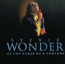 At the Close of a Century [Box] by Stevie Wonder (CD, Nov-1999, 4 Discs,...