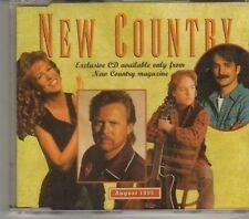 (CD635) New Country August 1995 - DJ CD