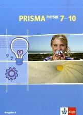 Prisma Physik - Ausgabe A. Berlin, Saarland, Hessen, Bremen, Rheinland-Pfalz und