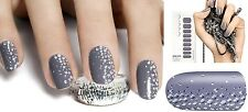 Essie Sleek Stick UV Cured Long Lasting Nail Applique -Stickers and Stones- New