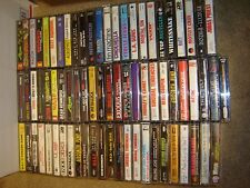 Pick 2 Cassette Tapes From This Heavy Metal Lot