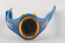 ADIDAS ALARM CHRONO BLUE/ORANGE WOMENS WRISTWATCH  7833