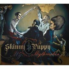 Skinny Puppy - Mythmaker (2007)  CD  NEW/SEALED  SPEEDYPOST