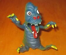Gigantor Fighting Monster rubber Jiggler finger puppet Monkey Creature 1970s