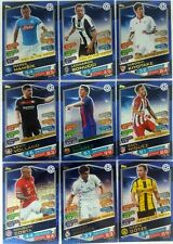 MATCH ATTAX UEFA CHAMPIONS LEAGUE 16 / 17  Man of The Match CARD SET of 22