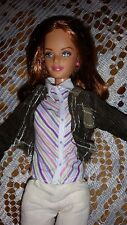 BARBIE DOLL RED HAIR MIDGE VERY PRETTY