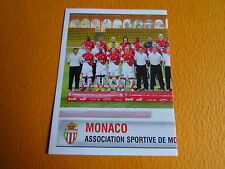 N°212 EQUIPE TEAM PART 1 AS MONACO LOUIS II PANINI FOOTBALL FOOT 2007 2006-2007