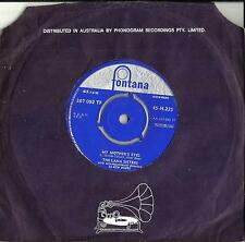 The Lana Sisters 45rpm single - My Mother's Eyes / You've Got What It Takes