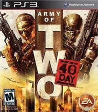 PlayStation 3 Army of Two: The 40th Day VideoGames