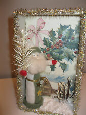 "Vintage ""Midwest of Cannon Falls"" Christmas Decoration"