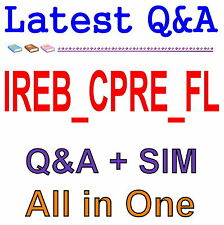 IREB Certified Professional Requirements Engineer IREB_CPRE_FL Exam Q&A PDF+SIM