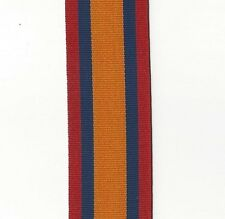 "Queen's South Africa QSA (Boer War) Medal Ribbon - 10"" Length (Full Size)"