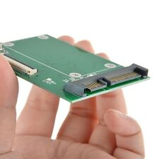 ZIF/ CE 1.8 Inch HDD to SATA 22 Pin Male Adapter