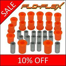 Vauxhall VX220 Front & Rear Wishbone Bushes in Poly (2000-2005) Save 10%