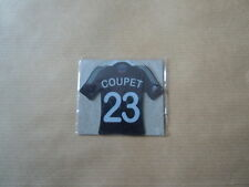 Magnet football Just Foot Equipe France / Danette & Crousti - Coupet