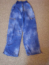 Zumba Cargo pants Demin Solid Size M