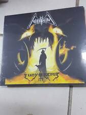 NIFELHEIM - ENVOY OF LUCIFER CD DIGI necrophobic watain dissection absu sodom