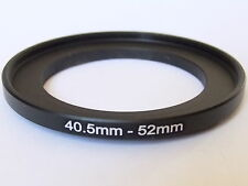 40.5mm-52mm Step Up ring adapter