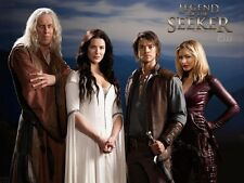 POSTER LEGEND OF THE SEEKER LA SPADA DELLA VERITA CRAIG HORNER BRIDGET REGAN #3