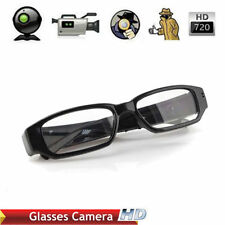 HD DVR 720P Glasses Eyewear Spy Hidden Camera Goggles, Video Recorder