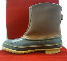 Men's LL Bean Hunting All Weather Ankle Boots Size 10 Amazing Quality!!!