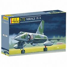 HELLER 1/72 MODEL KIT 80351 Mirage IV A C