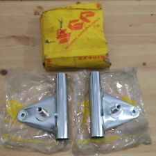 Suzuki GT185 TC100 TC125 TC185 TS100 TS125 TS185 L/R Bracket Headlamp NOS Japan