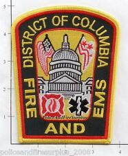 Washington DC - District of Columbia Fire & EMS Patch