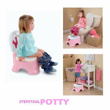 New 2017 Best Store Baby Shop Royal Crown Stepstool Musical Potty Trainer