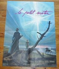 AFFICHE ORIGINALE CINEMA 1971 LE PETIT MATIN ALBICOCCO JOURDAN CARRIERE VILAR