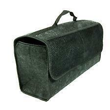 Boot Tidy Carpet Storage Organiser Bag Charcoal Black 16mc