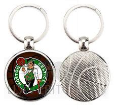 BOSTON CELTICS NBA BASKETBALL KEYRING-KEYCHAIN-PORTACHIAVI-PORTE-CLÉS-LLAVERO