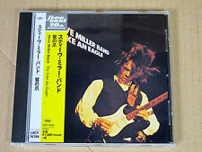 CD Steve Miller Band Fly like an Eagle Japan Japon Import