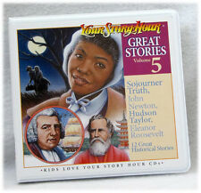 NEW Great Stories #5 from Your Story Hour Audio CD Album Volume Set More Vol