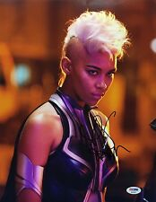 Alexandra Shipp Signed 11x14 Photo Storm X-Men Apocalypse PSA AB92907