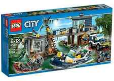 LEGO® City 60069 Polizeiwache im Sumpf NEU_ Swamp Police Station NEW MISB NRFB