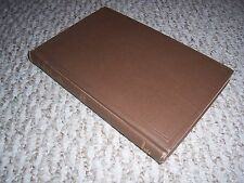 1923 Elements ENGINEERING THERMODYNAMICS James Moyer Gases Vapour Fluids Engines