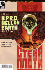 BPRD HELL ON EARTH Russia #3 (of 5) New Bagged