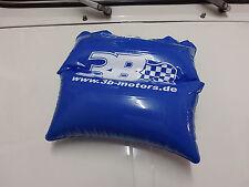 70er Kissentasche Retro aufblasbar aus PVC