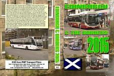 3075. Edinburgh and Borders.UK. Buses. April 2015. Our longest running DVD ever,