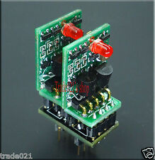 Full Discrete DUAL Channels Op Amp Module replace NE5532 MUS02 OPA2604 LME49720