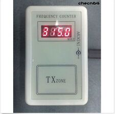 Precision Frequency Counter for Hand-held tester, wireless Remote Control