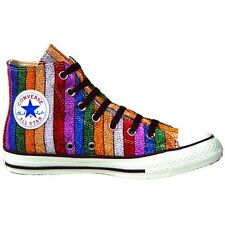 Converse All Star Chucks Scarpe EU 37,5 UK 5 gay rainbow Limited Edition 101719
