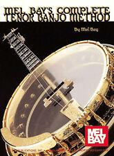 Aprende a jugar el tenor Banjo 4 Cuerdas Principiantes Tutor libro de partituras